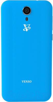 Смартфон Venso Isprit U50LTE (черный/синий)