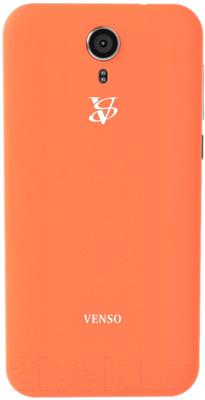 Смартфон Venso Isprit U50LTE (оранжевый/зеленый)