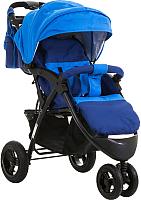 Детская прогулочная коляска Babyhit Voyage Air (темно-синий) -