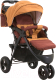 Детская прогулочная коляска Babyhit Voyage Air (коричневый) -