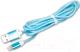 Кабель USB Ritmix RCC-321 (синий) -