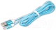 Кабель USB Ritmix RCC-311 (синий) -