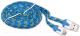 Кабель USB Ritmix RCC-212 (синий) -