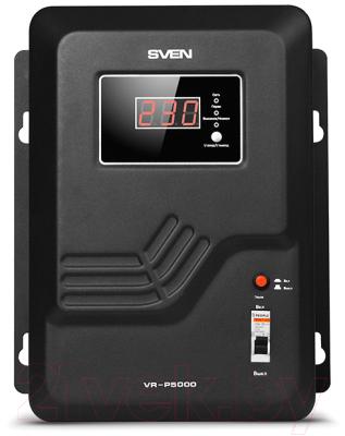 Стабилизатор напряжения Sven VR-P5000