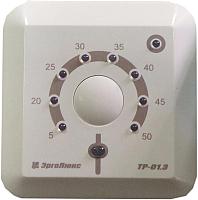 Терморегулятор для теплого пола ЭргоЛайт ТР-01.3 П -