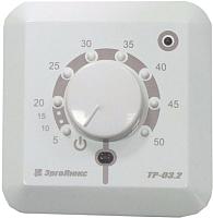 Терморегулятор для теплого пола ЭргоЛайт ТР-03.2 П -