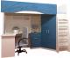 Комплект мебели Нарус Дельфин (шимо светлый) -