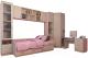 Комплект мебели Нарус Умка (шимо светлый) -