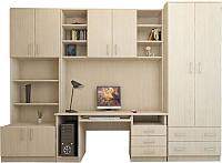 Комплект мебели Нарус Лицей (шимо светлый) -