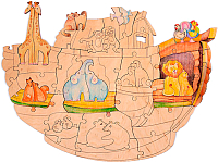 Пазл Woody Ноев ковчег 00716 -