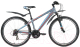 Велосипед Forward Flash 3.0 2017 / RBKW7MN6Q011 (17.5, серый матовый) -