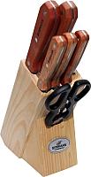 Набор ножей Bohmann BH-5102WD -