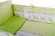 Комплект в кроватку Баю-Бай Мечта К40-М3 (зеленый) -