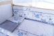 Комплект в кроватку Баю-Бай Дружба К30-Д4 (синий) -