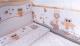 Комплект в кроватку Баю-Бай Раздолье К40-Р2 (бежевый) -