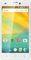 Смартфон Prestigio Wize NK3 3527 Duo / PSP3527DUOWHITE (белый) -
