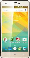 Смартфон Prestigio Wize NK3 3527 Duo / PSP3527DUOGOLD (золото) -