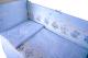 Комплект в кроватку Баю-Бай Улыбка К31-У4 (голубой) -