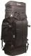 Рюкзак туристический Tersa 106-08 (65, черный) -