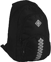 Рюкзак Tersa 306-10 (черный с орнаментом) -