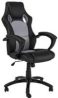 Кресло офисное Signal Q-107 (черно-серый) -