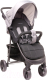 Детская прогулочная коляска 4Baby Rapid 2017 (темно-серый) -