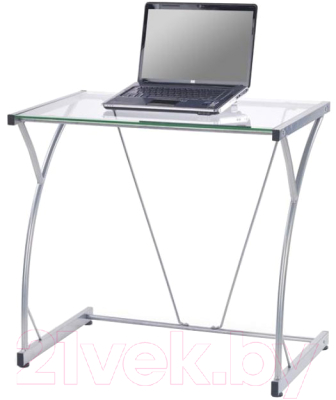 Письменный стол Halmar B20 (прозрачный)