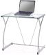 Письменный стол Halmar B20 (прозрачный) -
