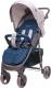 Детская прогулочная коляска 4Baby Rapid 2017 (темно-синий) -