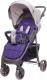 Детская прогулочная коляска 4Baby Rapid 2017 (фиолетовый) -