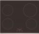 Электрическая варочная панель Simfer H60D14V011 -