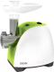 Мясорубка электрическая BBK MG1601 (белый/зеленый) -