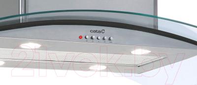 Вытяжка купольная Cata Isla C 900 Glass/A (02025200)