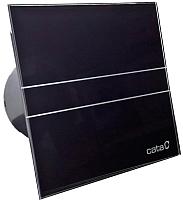 Вентилятор вытяжной Cata E-100 GT BK Timer -