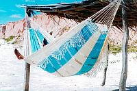 Гамак Tropical Paradise (голубой) -