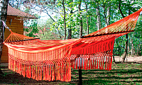 Гамак Tropical Colombus (оранжевый) -