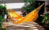 Гамак Tropical Forro (желтый) -