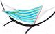 Гамак Tropical Malibu Set (белый/зеленый) -