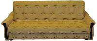Диван Промтрейдинг Уют 120 (гобелен золотой) -