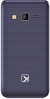 Мобильный телефон TeXet TM-400 (синий) -