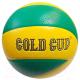 Мяч волейбольный Gold Cup CGCV8 (зеленый/желтый) -