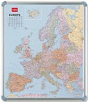 Магнитно-маркерная карта NOBO Карта Европы 1900494 (1106x946) -