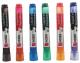 Набор маркеров для доски Rexel 1901072 (12шт) -