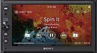 Бездисковая автомагнитола Sony XAV-AX100 -