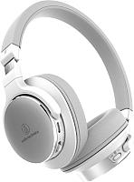 Наушники-гарнитура Audio-Technica ATH-SR5BT (белый) -