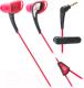 Наушники-гарнитура Audio-Technica ATH-SPORT2 RD -