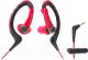 Наушники Audio-Technica ATH-SPORT1 RD -