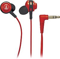 Наушники Audio-Technica ATH-COR150 RD -