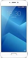 Смартфон Meizu M5 Note 16Gb (серебристый/белый) -