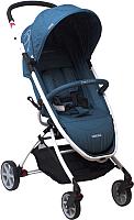Детская прогулочная коляска Coto baby Verona (30/бирюзовый лен) -